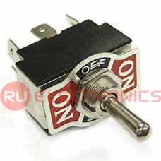 Тумблер RUICHI KN3(B)-203P(A), ON-OFF-ON