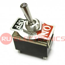 Тумблер RUICHI KN3(C)-201(A), on-off
