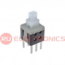Миниатюрная кнопка RUICHI PB22E06, без фиксации, 6x6x10  мм