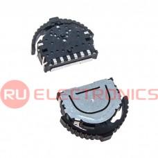 Движковый переключатель RUICHI LY-K2 -01