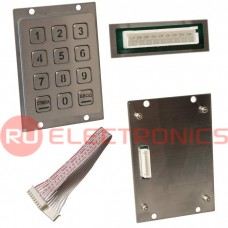 Клавиатура цифровая антивандальная RUICHI RS16B
