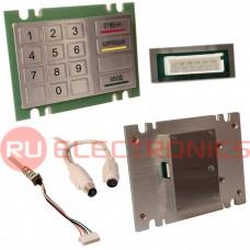 Клавиатура цифровая антивандальная RUICHI R-B006012, PS/2