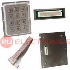 Клавиатура цифровая антивандальная RUICHI RS010B-JP