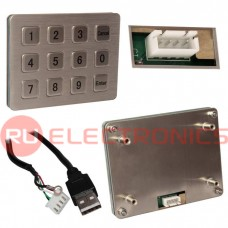 Клавиатура цифровая антивандальная RUICHI RXS01