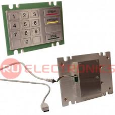 Клавиатура цифровая антивандальная RUICHI R-B006013, USB