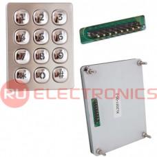 Клавиатура цифровая антивандальная RUICHI RB803