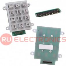 Клавиатура цифровая антивандальная RUICHI RB509