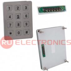 Клавиатура цифровая антивандальная RUICHI RB720