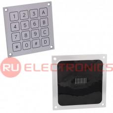 Клавиатура цифровая антивандальная RUICHI RPA20-16-TM, pin