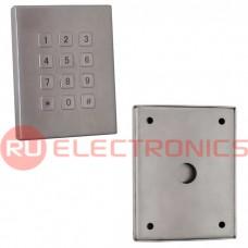 Клавиатура цифровая антивандальная RUICHI RPS16-12-RM, pin