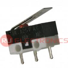 Микропереключатель RUICHI DM1-01P-30, 1 A, 125 В