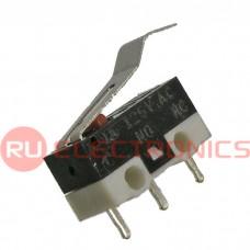 Микропереключатель RUICHI DM3-03P, 1 А, 125 В