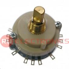 Галетный переключатель RUICHI RCL371-1-4-3