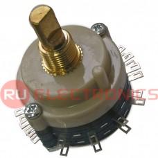 Галетный переключатель RUICHI RCL371-2-4-6