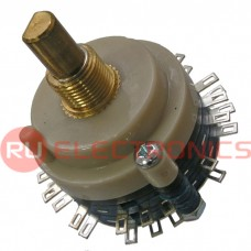 Галетный переключатель RUICHI RCL371-2-8-3