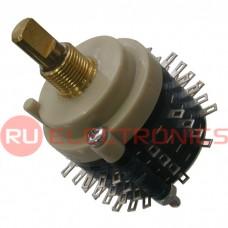 Галетный переключатель RUICHI RCL371-4-4-8