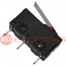 Микропереключатель RUICHI SM5-02N-25G, 3 А, 250 В