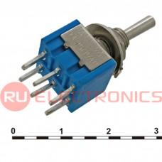Микротумблер RUICHI MTS-202-A2, ON-ON