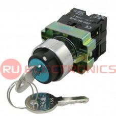 Ключ-выключатель RUICHI 3SA8-BG03