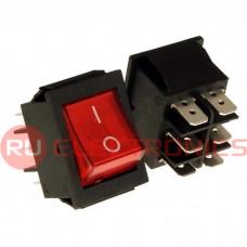Клавишные переключатели RUICHI IRS-202-2C ON-ON