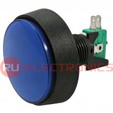Кнопка GMSI RUICHI 1B-C no-nc+nc-no, синяя