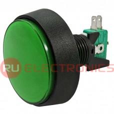 Кнопка GMSI RUICHI 1B-C no-nc+nc-no, зеленая