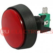 Кнопка GMSI RUICHI 1B-C no-nc+nc-no, красная