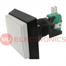 Кнопка GMSI RUICHI 2B-S no-nc+nc-no, белая, 50 мм
