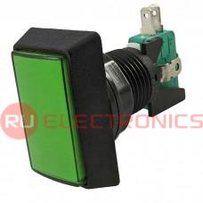 Кнопка GMSI RUICHI 3B-R no-nc+nc-no, зеленая