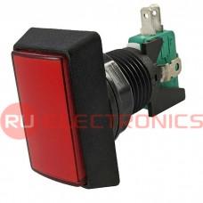 Кнопка GMSI RUICHI 3B-R no-nc+nc-no, красная