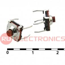 Тактовая кнопка пылевлагозащищенная RUICHI WS050S-180AR