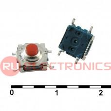 Тактовая кнопка пылевлагозащищенная RUICHI WSTP7750-250AR
