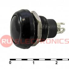Кнопка антивандальная RUICHI TD-986, черная