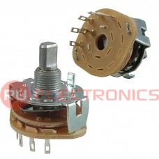 Галетный переключатель RUICHI SR25-1-1-5 на провод