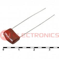 Металлопленочный конденсатор RUICHI 0.1 мкФ, 250 В, 10%, CL21