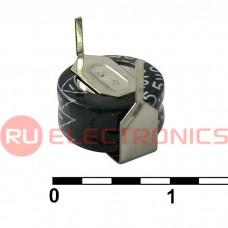 Ионистор RUICHI 5R5D9F22H, 0.22 ёмкость, 5.5 В
