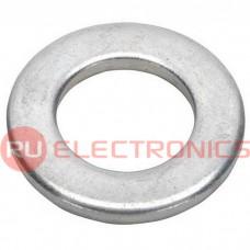 Шайба стальная RUICHI DIN125 М2, плоская