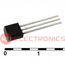 DS18B20+, микросхема-датчик Maxim Integrated