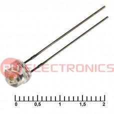 Светодиод RUICHI 5RHWWC, 3000 мКД, 6500K, 3,4 В, угол излучения 70 градусов