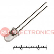 Светодиод RUICHI 5RRWC, 8000 мКД, 2,3 В, угол излучения 15 градусов
