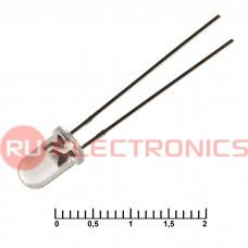 Светодиод RUICHI 5RWWC, 22000 мКД, 3,4 В, угол излучения 15 градусов