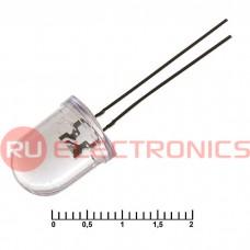 Светодиод RUICHI 10RWWC, 40 кД, 6500K, 3,4 В, угол излучения 20 градусов