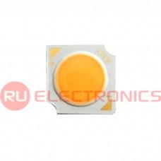 Светодиод мощный RUICHI, 10 Вт, 34 В, 110 ЛМ, 3200K, 13x13x11 мм, COB