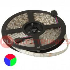 Светодиодная лента RUICHI, 5050, 150 LED, IP65, 12 В, RGB, длина 5 м