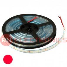 Светодиодная лента RUICHI, 2835, 300 LED, IP68, 12 В, цвет красный, длина 5 м