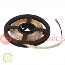 Светодиодная лента RUICHI, 2835, 300 LED, IP33, 12 В, цвет белый холодный, длина 5 м