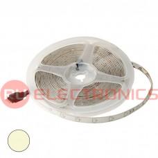 Светодиодная лента RUICHI, 2835, 300 LED, IP65, 12 В, цвет белый холодный, длина 5 м