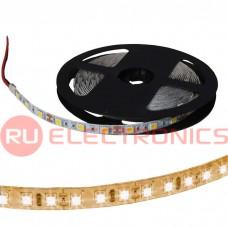 Светодиодная лента RUICHI, 5050, 300 LED, IP33, 12 В, цвет белый холодный, длина 5 м