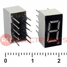 Цифровой индикатор RUICHI KEM-3161AR, красный