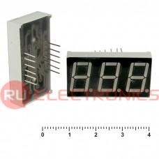 Цифровой индикатор RUICHI KEM-5361AG, зелёный